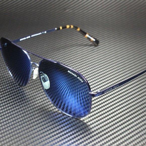 Michael Kors Navy 60mm Sunglasses